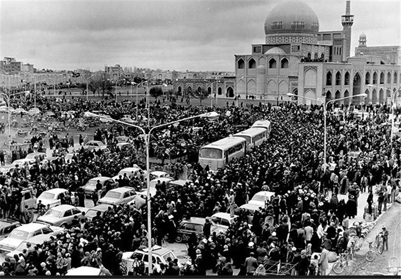نقش محوری مسجد در انقلاب