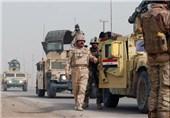 ارتش عراق کنترل بروانه در غرب الرمادی را باز پس گرفت