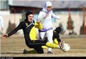 رویارویی بانوان فوتبالیست اصفهان با پایتختنشینان