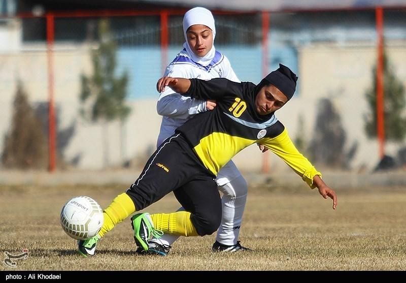 مسابقات لیگ برتر فوتبال بانوان کشور در اصفهان