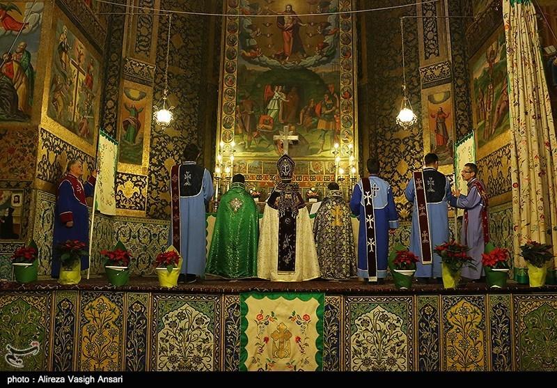 ثبت جهانی کلیسای جامع 352 ساله اصفهان، در آستان سال نوی میلادی- اخبار  استانها تسنیم | Tasnim