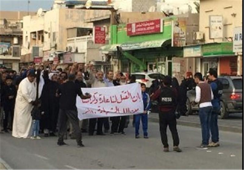 تظاهرات فی البلدات البحرینیة.. والقوات تقمع..والمعارضة تجدد الدعوة للحوار