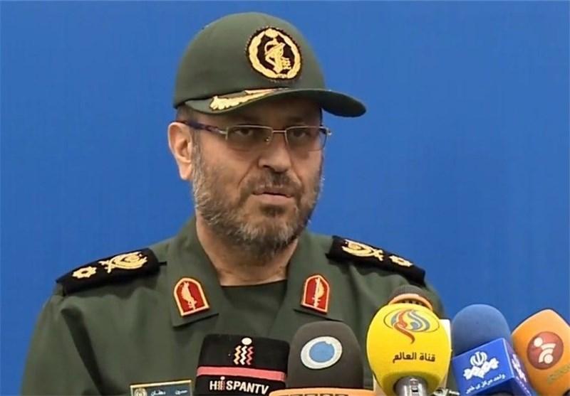 وزیر الدفاع یحذر من المؤامرات الامریکیة والصهیونیة لاشعال الازمات فی المنطقة