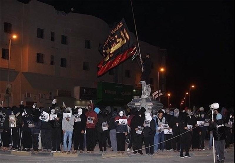 اهالی المنطقة الشرقیة یطالبون باسقاط نظام «آل سعود» + فیدیو و صور