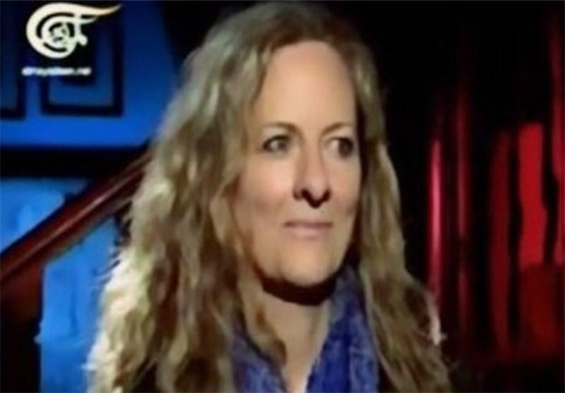 ناشطة امریکیة فی مجال حقوق الانسان : الهدف من اعدام الشیخ النمر استفزاز ایران والشیعة