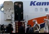 Abdullah Abdullah of Afghanistan in Iran for Talks
