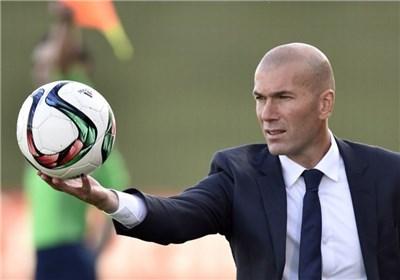 حرکات شگفتانگیز مربی جدید رئال مادرید