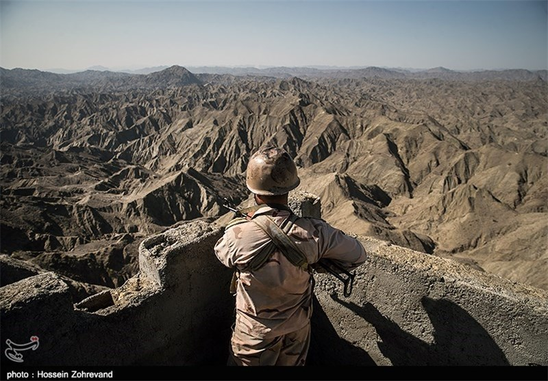IRGC Foils Suicide Attack on Border Post in Southeast Iran