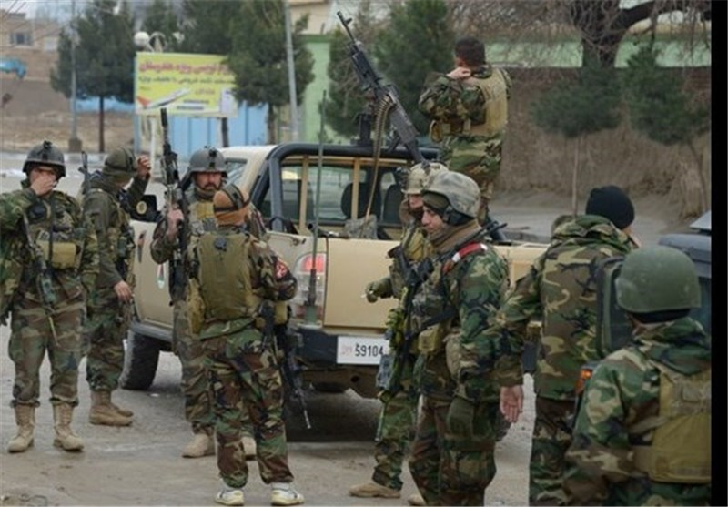 Mortar Attack on Afghan School Kills Three, Wounds Eight