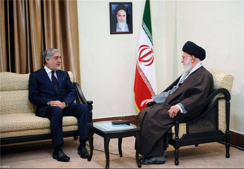 Iran Considers Afghanistan's Security as Its Own: Leader