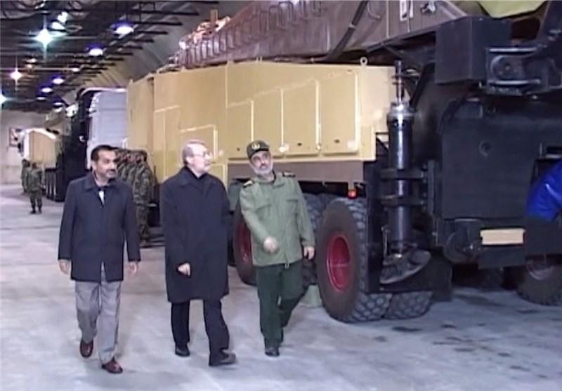 قدرت نظامی سپاه قدرت نظامی ایران
