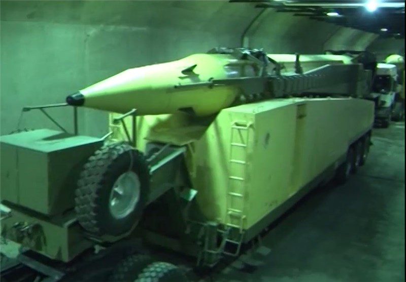 "IRGC's 2nd Underground ""Missile City"" Unveiled"
