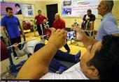 سیامند رحمان وزنهبرداری معلولان
