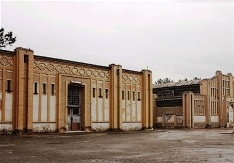 کارخانه ریسباف اصفهان