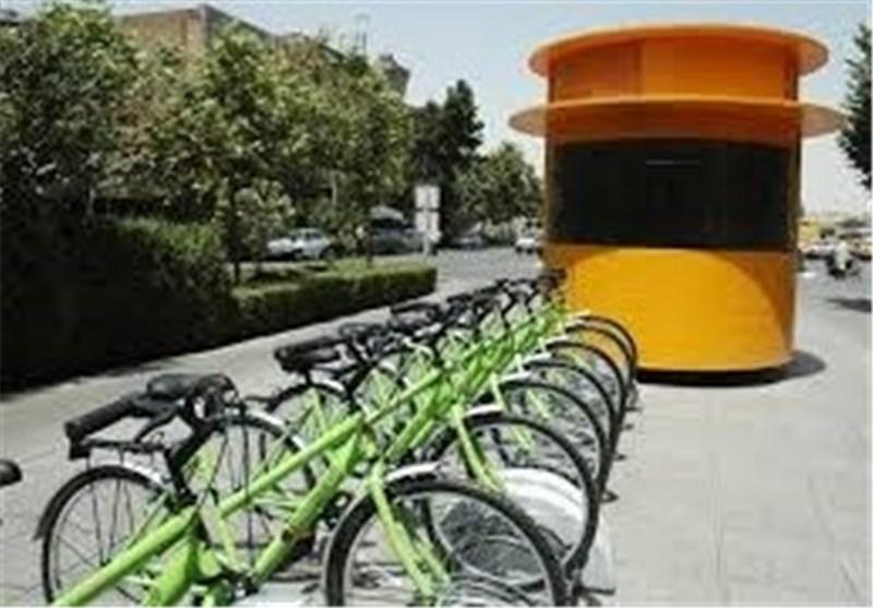 ایستگاه دوچرخهسواری در شهر تالش احداث میشود