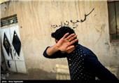 جمع آوری معتادین پر خطر و بی خانمانان در مشهد