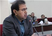 حسین جهانگیری مسئول سازمان بسیج علمی آذربایجان شرقی