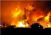 Bushfire Causes Havoc in Western Australia Town
