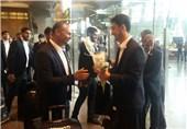 Iran U-23 Football Team Arrives in Qatar
