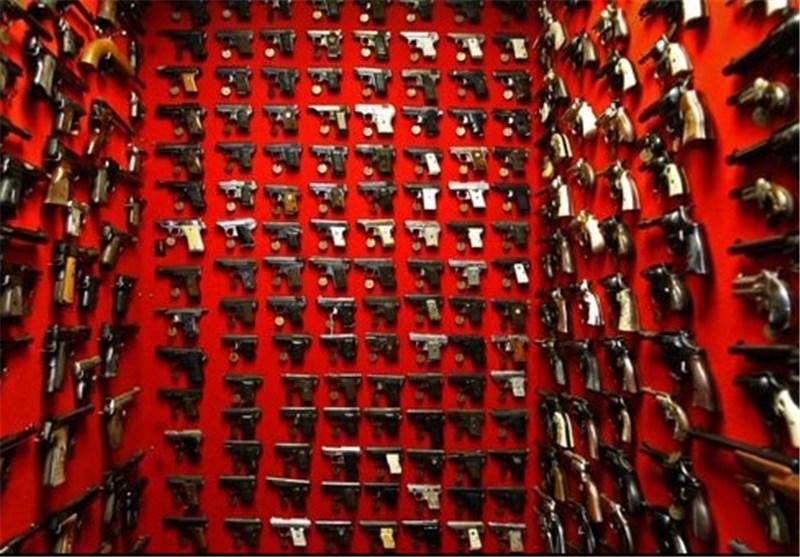 آدمکشی با سلاح در آمریکا 25 برابر کشورهای پیشرفته است