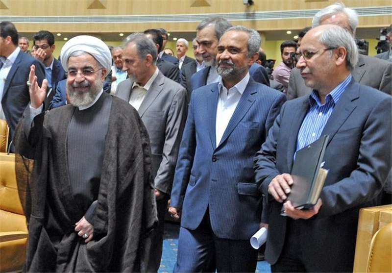 Some Names in Iranian President's New Cabinet Revealed