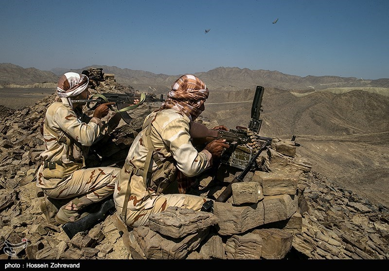 ناکامی عملیات تروریستی در جکیگور / اعضای گروهک تروریستی جیشالظلم به خاک پاکستان متواری شدند