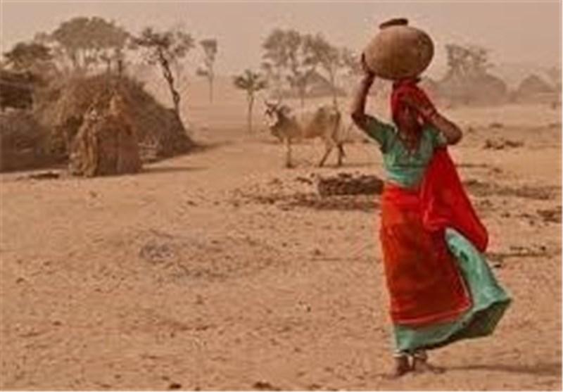 خشک سالی کے شکار تھر کے بنجر صحرائی علاقے میں زرعی چارے کا انتظام