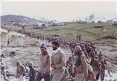 سالروز رشادتهای گردان حضرت رسول ایذه در عملیات کربلای 5 با حضور مسئولان برگزار شد