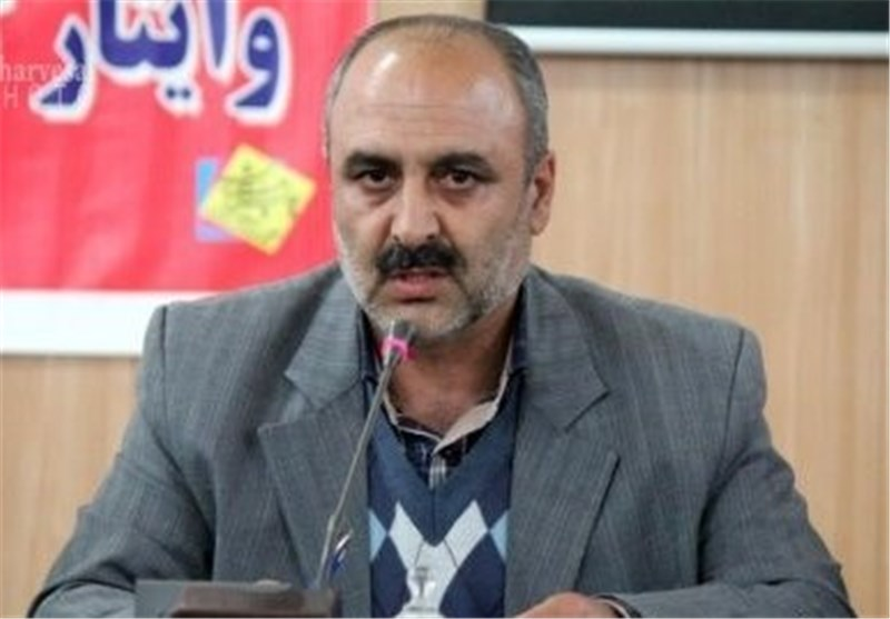 احمد ابراهیمی رئیس بنیاد شهید و امور ایثارگران شهرستان اهر