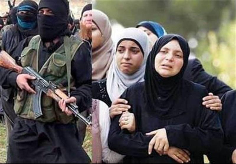 اعدام زنان به دست داعش