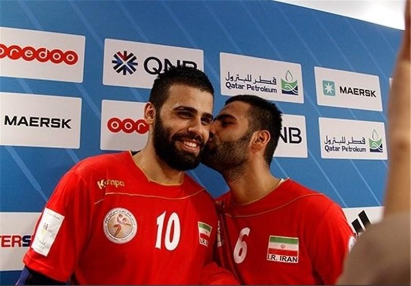 اللهکرم استکی از تیم ملی هندبال خداحافظی کرد