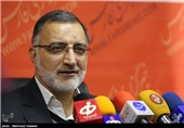 نشست خبری علیرضا زاکانی نماینده مردم تهران در مجلس درباره پرونده کرسنت وقرارداد های جدید نفتی
