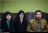 حنانه و فرزندان حافظم بالاترین نعمت خدا هستند+ عکس و فیلم