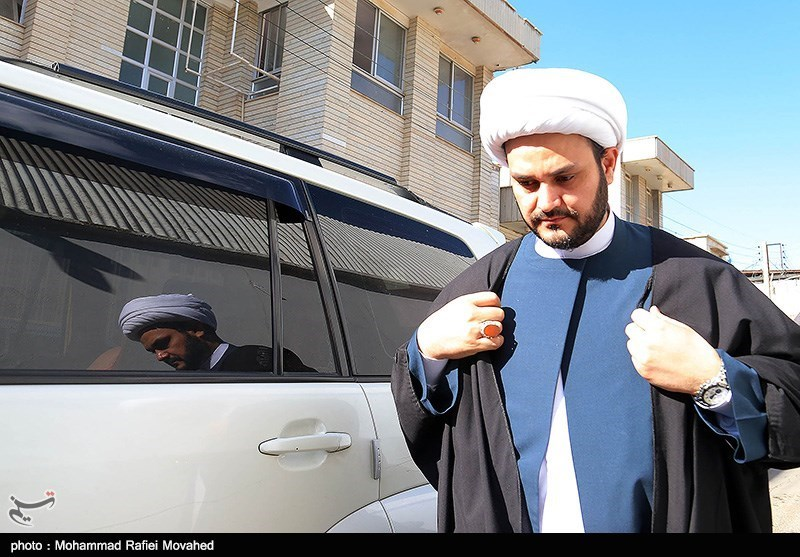 """مؤتمر صحفی لامین عام حرکة """"النجباء"""" فی العراق التاسعة صباحا فی وکالة """"تسنیم"""""""