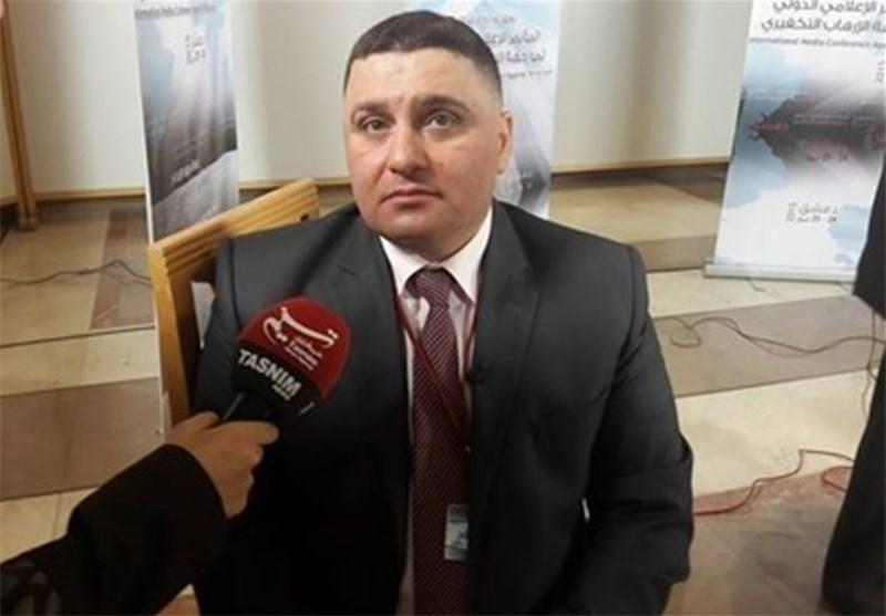 عبدالقادر عزوز مشاور نخست وزیری سوریه