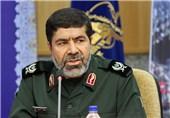 سردار شریف:کمک به دولت از راهبردهای سپاه است