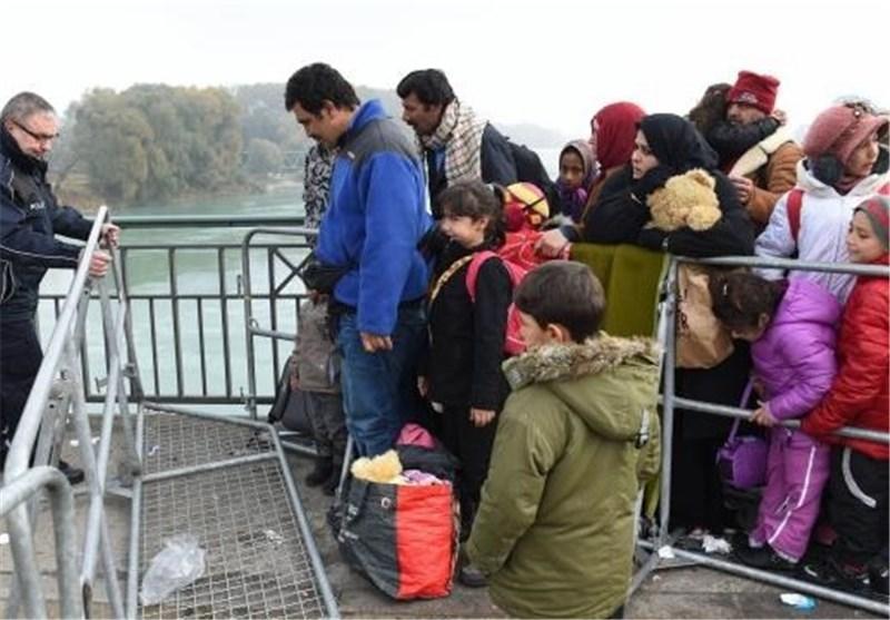 هجوم بیش از 91 هزار پناهنده به آلمان در ژانویه سال جاری میلادی