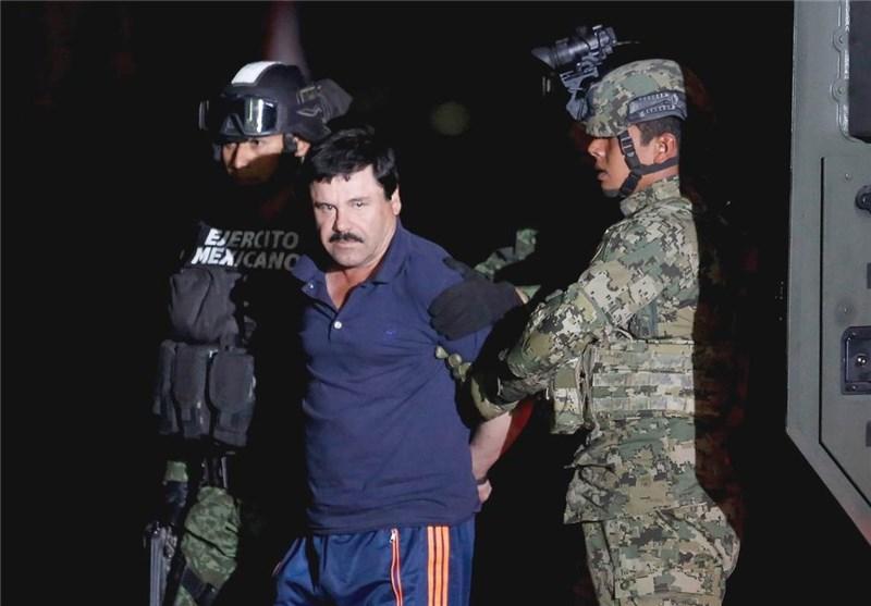 نقش پلیس ایران در دستگیری «الچاپو» ؟! + تصاویر