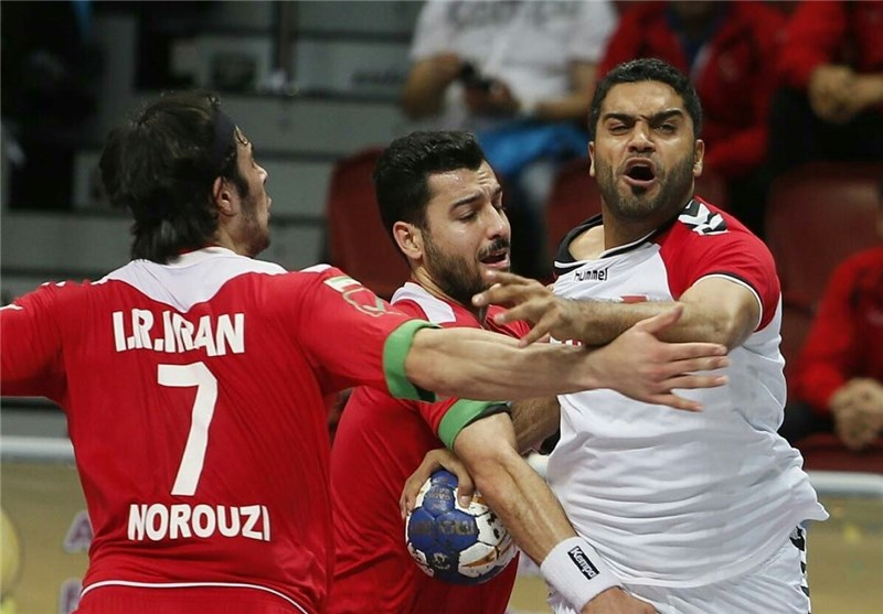 Iran Handball Knows 2016 Olympic Qualification Tournament Opponents