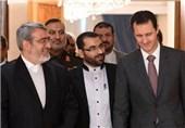 Syrian President, Iran's Minister Slam Moves to Hinder Syria Talks