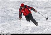 اولین اردوی آموزشی اسکی جانبازان و معلولین