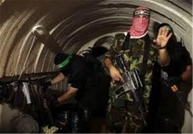 جیش الاحتلال انفق أکثر من 250 ملیون دولار للقضاء على أنفاق غزة