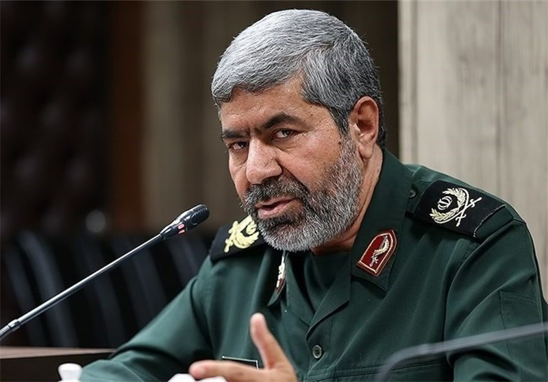 IRGC Spokesman Hits Back at US Envoy Haley's Claim on Yemeni Missile