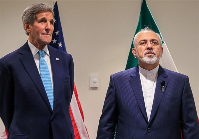 Zarif, Kerry Discuss Fate of Detained US Sailors