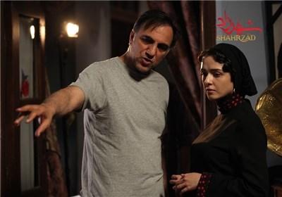 حسن فتحی در سریال «شهرزاد»