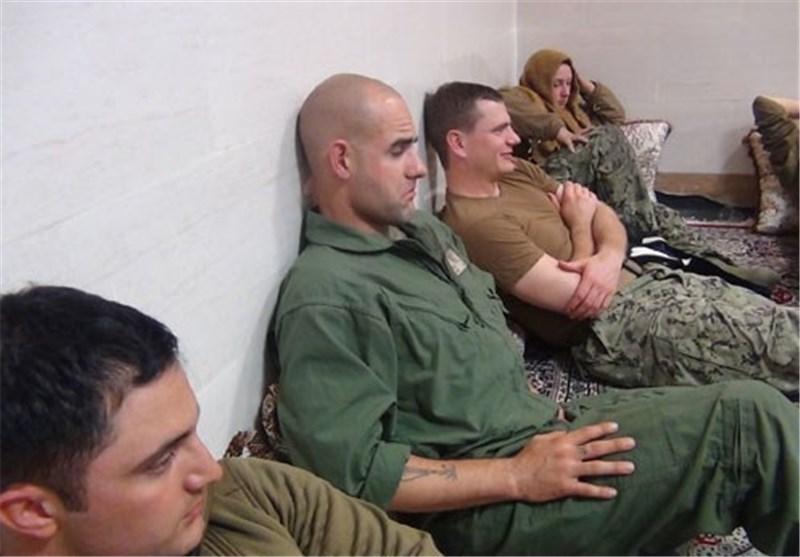 سپاه 10 تفنگدار آمریکایی را در آبهای بینالملل رها کرد/تعهد آمریکا برای عدم تکرار خطا