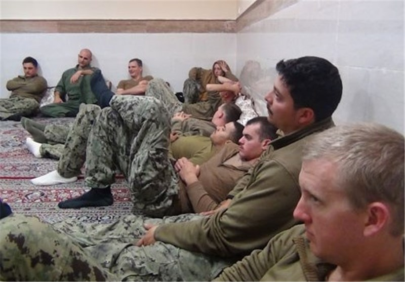 IRGC Releases Sailors after US Apology (+Video)