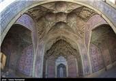 مسجد نصیر الملک در شیراز