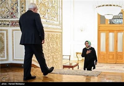 Iran's Zarif, Indonesia's Marsudi Meet in Tehran