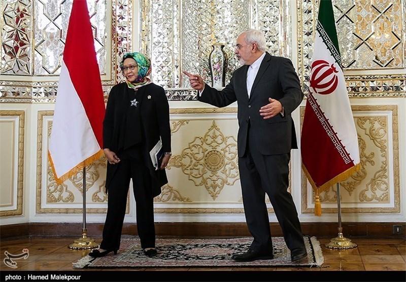 Iranian, Indonesian FMs Hold Talks in Tehran